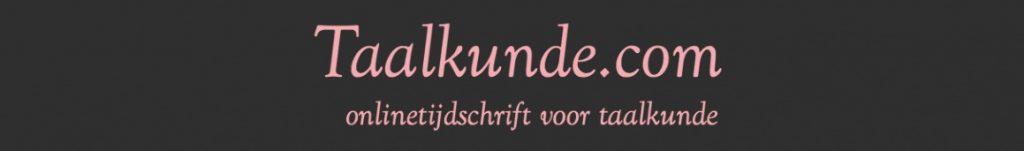 Taalkunde.com